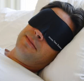 Slaapmasker Sleepy time